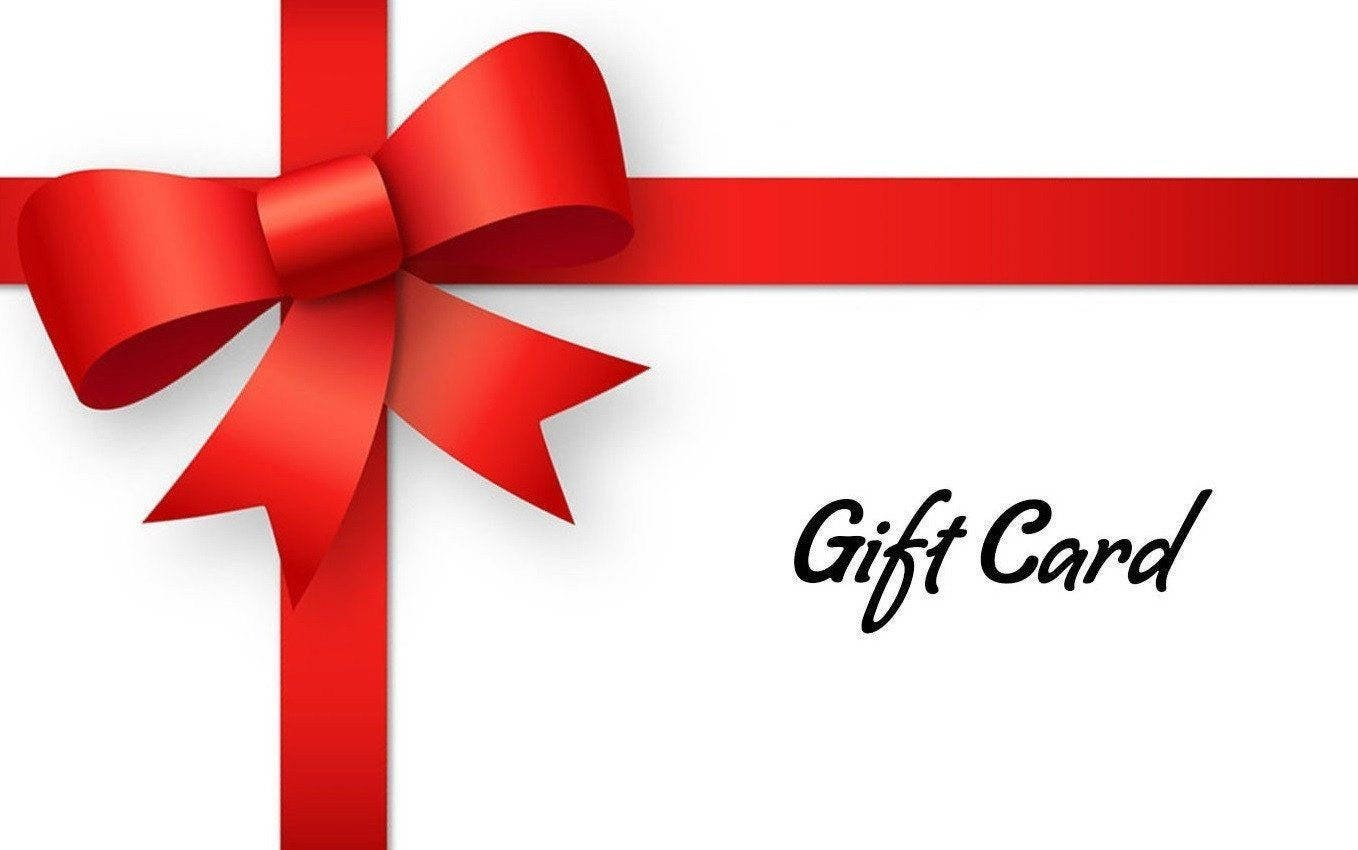 Gift Card Printable Voucher Certificate