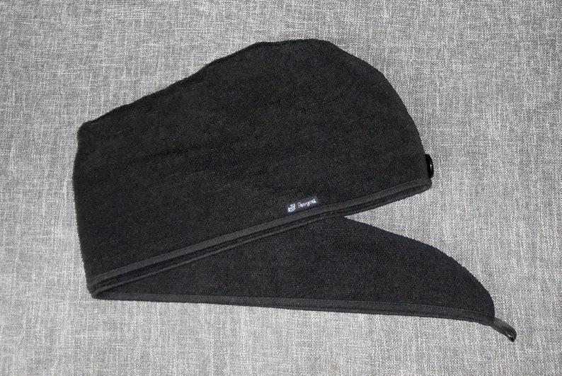 Towel turban extralang image 0