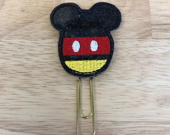 Mr Mouse Egg Clip/Planner Clip/Bookmark. Mouse Planner Clip. Egg Planner Clip. Easter Planner Clip