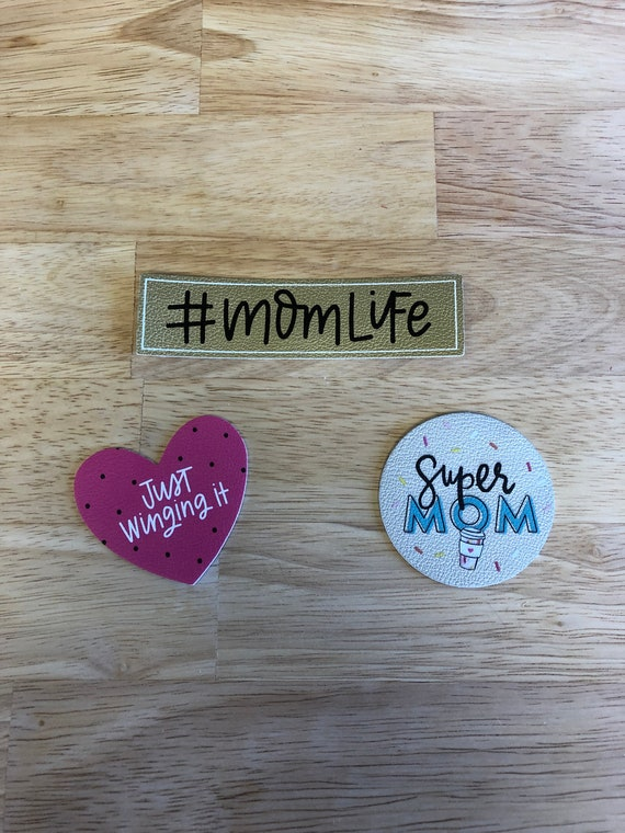Mom Life Planner Patches. Mom Life Planner Clips. Planner Patches. Mom Life Planner Stickers