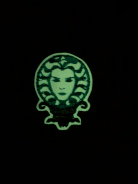 Glow In The Dark Haunted Globe Planner Clip. Halloween Planner Clip. Globe Planner Clip. Haunted Mansion Planner Clip. Madame Leota