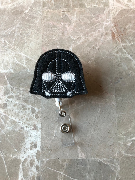 Darth Badge Reel/ Badge Reel/Nurse Badge Reel. Star Wars Badge Reel