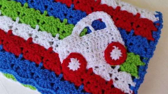 Häkeln Baby-Decke kinderwagendecke zu reisen Krippe Afghan | Etsy