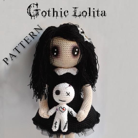 Voodoo Doll - crochet pattern | 570x570