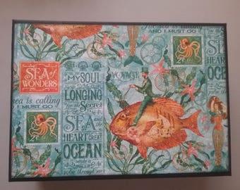 The 360 Aquarium Mini Album