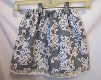 Vintage looking little girls skirt---GS052216