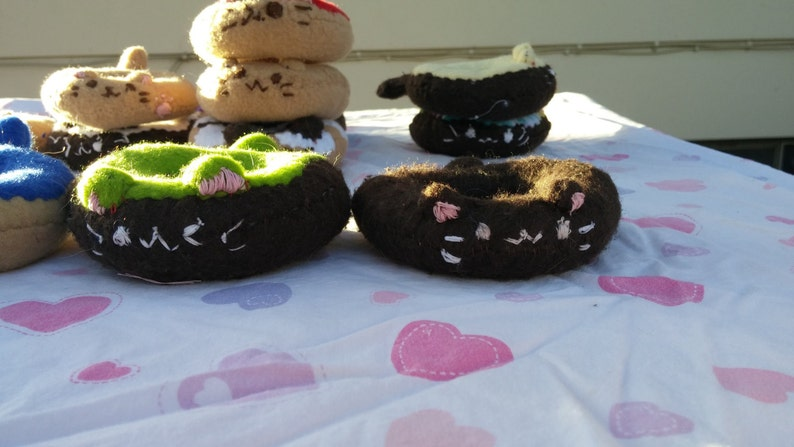 Doughnut Cats
