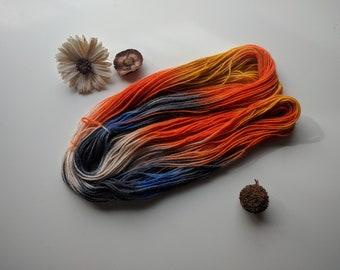 wool and alpaca superfine yarn pure wool yarnluxury yarn gradient woolnatural materials 50g ball ALPALAINE