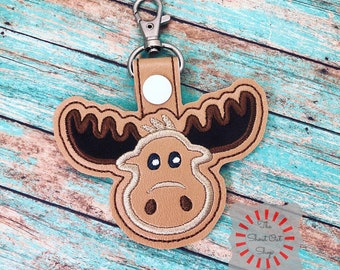 Moose keychain  81949c63c306