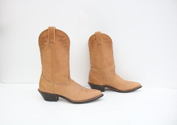 laredo cowboy western boots size 8.5
