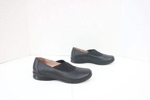 Dansko Women Black Clogs size 38 US size  8