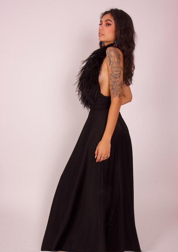 Vintage 'Lilli Diamond' Black Gothic Glamours Halt