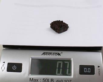 0.7oz CAMPO del CIELO Meteorite cut piece