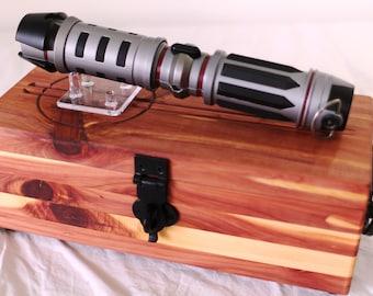 Complete Star Wars Lightsaber Master Set in Aromatic Cedar - Cast Iron - Set #3