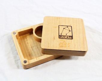 Zucati Dice Base™: Quarter Core - White Maple
