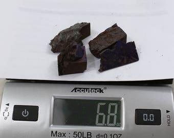 6.8oz CAMPO del CIELO Meteorite cut piece
