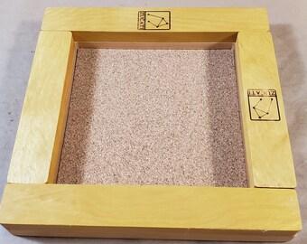 Zucati Dice Base™: Dice Base 2 - White Maple / YellowHeart