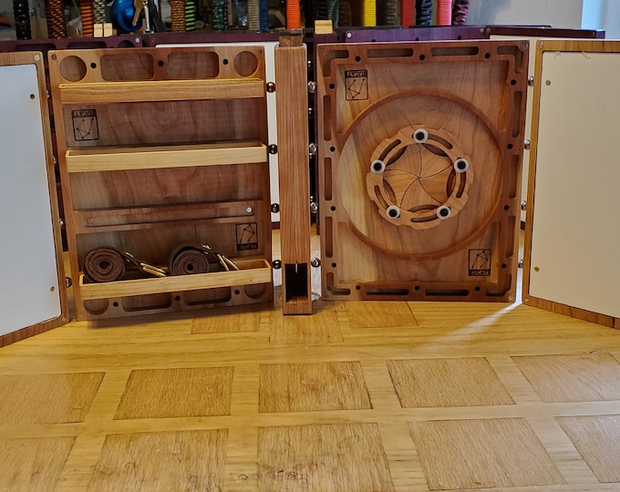 Featured listing image: Dungeons and Dragons Master Screen - American Cherry