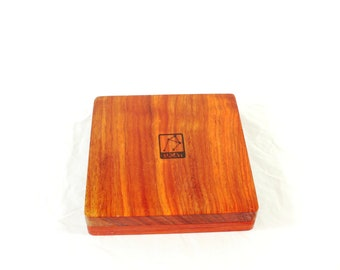 Zucati Dice Base™: Player Core- Padauk