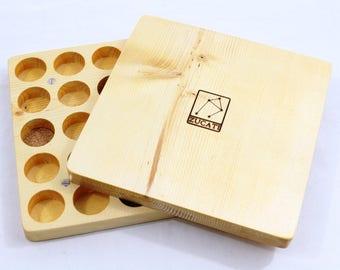 Zucati Dice Base™: Dice Core - Pine