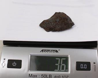 3.6oz CAMPO del CIELO Meteorite cut piece