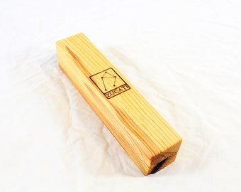 Zucati Dice Base™: Dice Base 3/4 - Pine