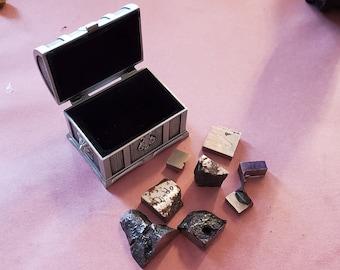 Zucati Dice Meteorite Remains + Chest