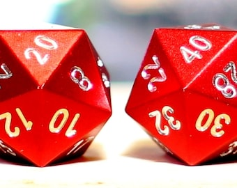Red Randomizers - One Pair - For the Death by die™ System