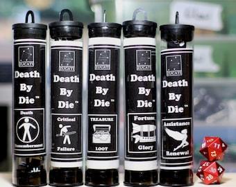 Death by die™ - Master Set of 42