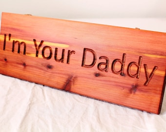 Aeromatic Cedar Game Room / Man-Cave / She-Shed sign