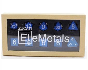 EleMetal Aluminum Dice