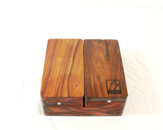 Featured listing image: Bolivian Rosewood Flume 2 and Player Core Deluxe set