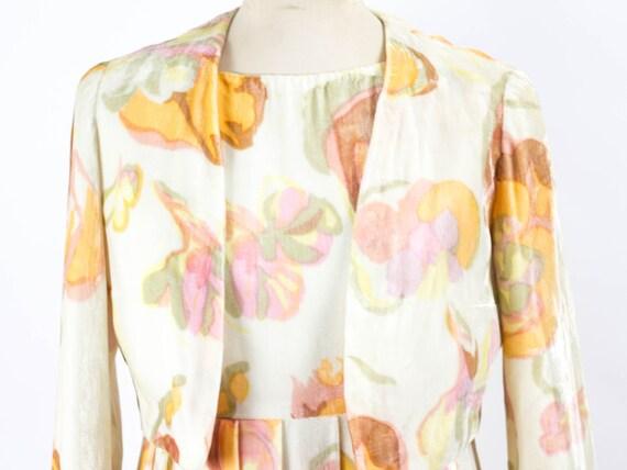 Hippie Boho Clothing, Boho Maxi Dress, Vintage Fl… - image 4