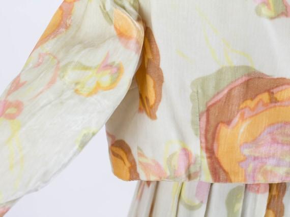 Hippie Boho Clothing, Boho Maxi Dress, Vintage Fl… - image 6