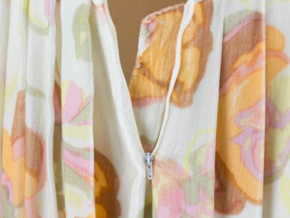 Hippie Boho Clothing, Boho Maxi Dress, Vintage Fl… - image 10