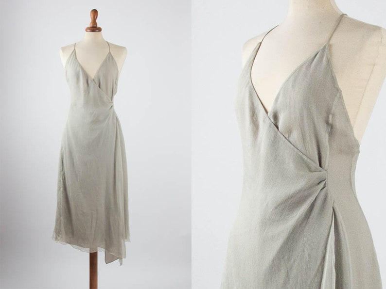 6eb3f1312c6 90s Armani Dress Vintage Nineties Dress Giorgio Armani