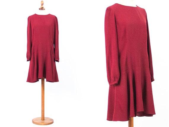 Valentino Dress, Red Valentino, Long Sleeves, Clas