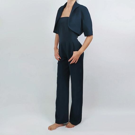 1990s Vintage Suit, 90s Thierry Mugler Suit, Thier