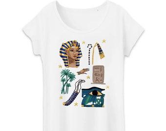 Hatshepsut Pharaoh T-shirt Queen Ancient Egypt