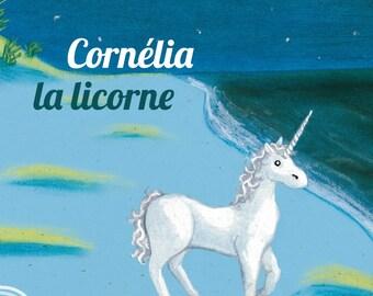 Cornelia the unicorn