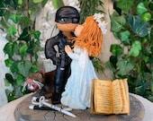 The Princess Bride Wedding Cake Topper Figurine