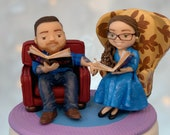 Disney Up Wedding Cake Topper Figurine