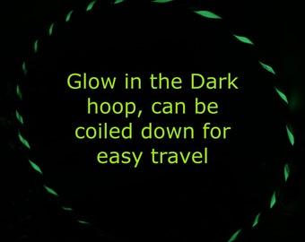 Glow in the Dark hula hoop
