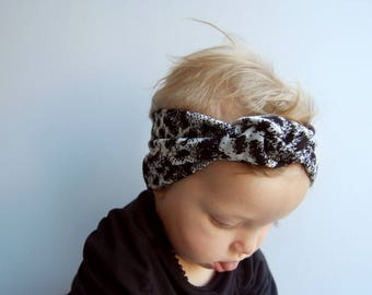 Baby Headband, Baby Topknot, Headband, Topknot, Baby Headwrap