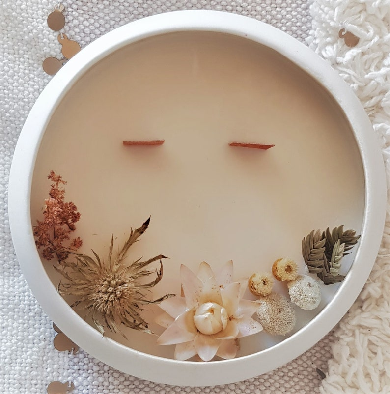 Emma Shell Candle 17.5 cm