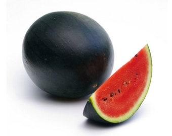 Sugar Baby Watermelon Heirloom Seeds