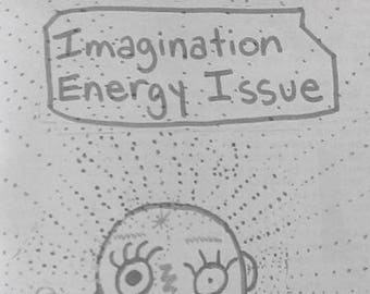 Imagination Energy Issue #4