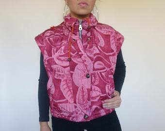 Vintage Ski Vest sz Medium/ 8