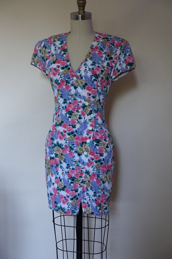 Vintage Denim Dress XS