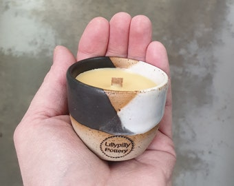 Re-useable Shot Cup Candle